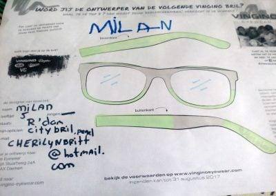 Milan Stam de Jonge