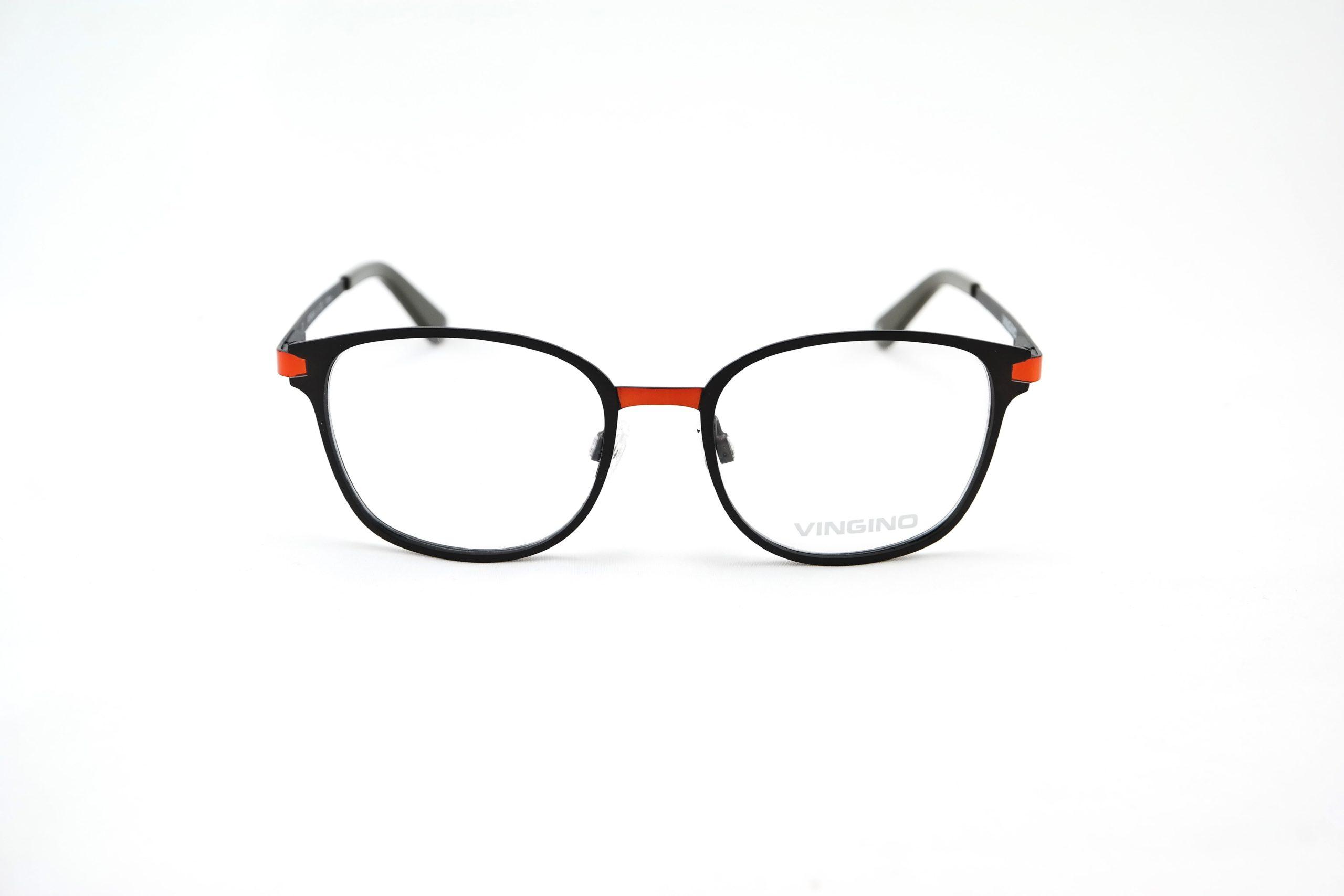 Morgan – Zwart/Orange